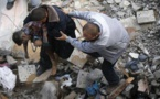 US says air raid in Syria killed two children