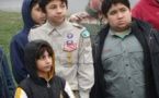 US Scout troop balances Muslim faith, American values