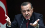 Turkey's Erdogan lambasts US over support for Syrian Kurds