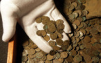 600 kilos of Roman coins discovered in Spanish town