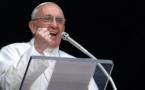 Pope prays to 'convert hearts' of IS jihadists