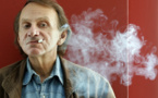 French writer Houellebecq lays himself bare in art show