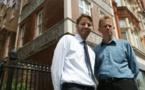 Last journalists bid farewell to London's Fleet Street