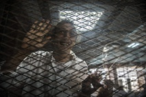 Jailed Egypt photographer says he's been 'forgotten'