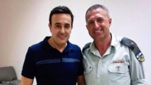 Tunisian singer's photo with Israeli soldier causes stir