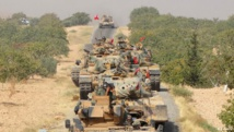 Turkey ramps up Syria offensive with deadly bombings