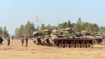 More Turkish tanks enter Syria in new front