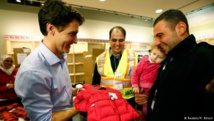 In Canada, all must help integrate immigrants: Trudeau
