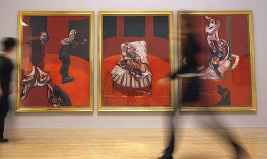 Francis Bacon at the Tate Britain