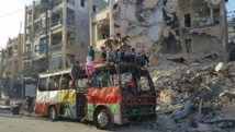 Satellite images show devastation in Aleppo: Amnesty