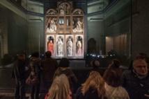 Flemish 'Mystic Lamb' masterpiece restored after chaotic past