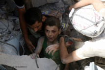 Clashes, artillery fire hit Aleppo after truce expires