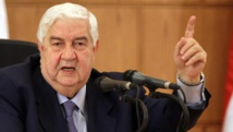 Syrian FM in Moscow for talks on Friday: Russian foreign ministry