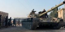 Car bombs, rockets as rebels battle to break Aleppo siege