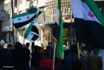Life in Syria's Douma revolves around rhythm of bombs