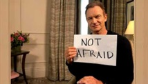 Stars declare they're 'not afraid' to tackle refugee crisis