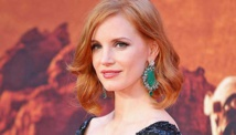 Hollywood honors Oscar nominee Jessica Chastain