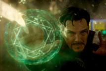 'Doctor Strange' works magic on N. American box office