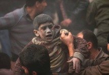 Syria regime shelling kills six children in kindergarten