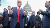 Donald Trump wins White House in stunning upset