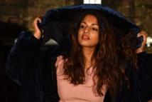 Designer Stella McCartney unveils first menswear collection