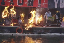 Punk memorabilia torched in 40th anniversary statement