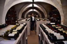 The woman who decides what wine presidents drink