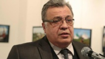 Russian ambassador shot dead in Turkey attack