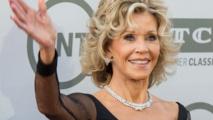 Fonda calls on Trump to back native American protest