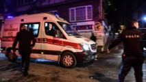 Manhunt after Istanbul nightclub massacre kills 39