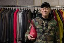 'Power and elegance': Japan's boxer turned designer Yanagawa