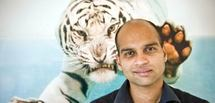 Aravind Adiga;The White Tiger is the credit-crunch Booker