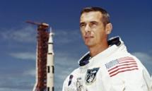Eugene Cernan, last man to walk on moon, dead at 82
