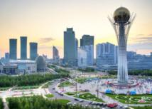 Kazakh capital Astana flaunts role as platform for peace