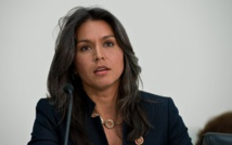 Tulsi Gabbard's Fascist Escorts to Syria