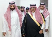 CIA director gives medal to top Saudi royal