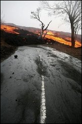 Eruption reported at Reunion's volcano