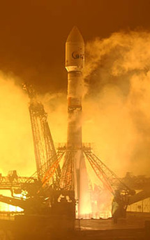 France to buy 10 Soyuz launchers from Russia