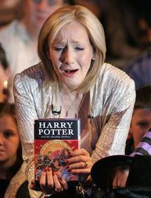 Potter author donates £1m to Labour Party