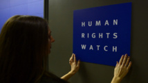 Israel to deny Human Rights Watch visas over 'bias'
