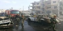 Homs attacks aim to 'spoil' peace talks, says UN envoy