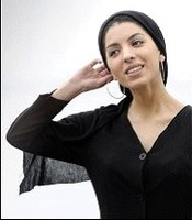 Iranian director Samira Makhmalbaf