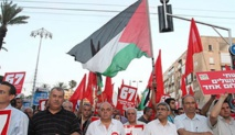 Bereaved Palestinians, Israelis march against occupation