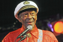 Stars pay tribute to 'pioneer' rocker Chuck Berry
