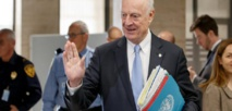 Syrian rivals tackle governance, terrorism at UN talks