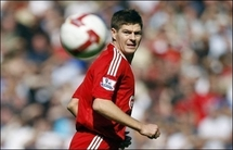 Liverpool captain Gerrard in custody after bar fight