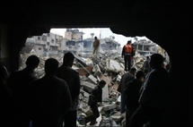 Israeli attack kills brothers as Hamas stages 'Day of Wrath'