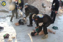Accident theory in Syria attack 'fanciful': experts
