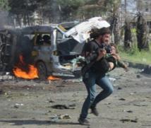 Dozens of children dead in Syria evacuees bombing