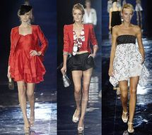 Austerity and irreverance at London Fashion Week